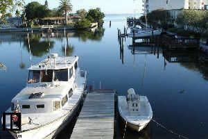 Oceanfront Dock, Fish, Swim, Canoe, Bikes at My Boaters Paradise